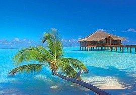 Maldív-szigetek és Dubai