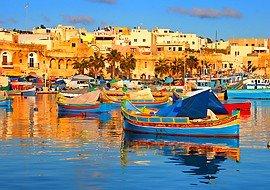 Málta körutazás