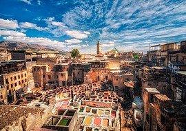Marokkó körutazás