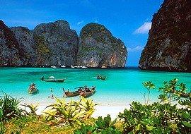 Bangkok Phi Phi Phuket