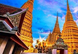 akciós utazás Thaiföldi körutazások