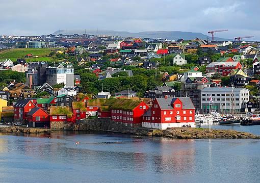 Tórshavn utazás
