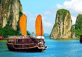 Vietnám körutazás